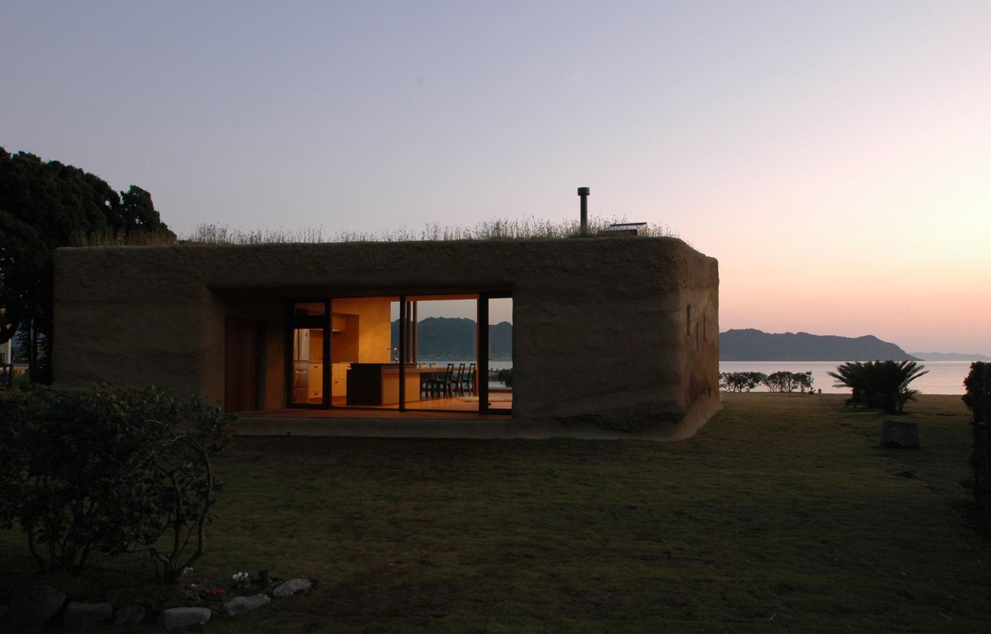 House C by Hiroshi Nakamura & NAP arquitetura terra