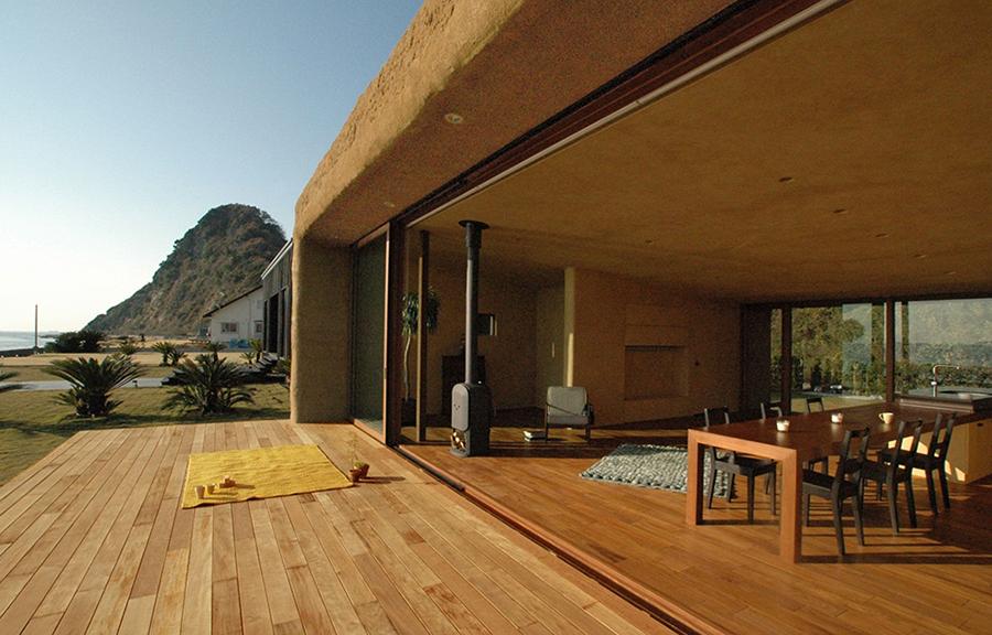 House C by Hiroshi Nakamura & NAP construção sustentavel