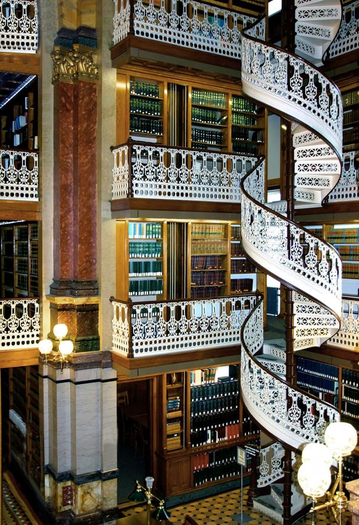 biblioteca do estado iowa eua