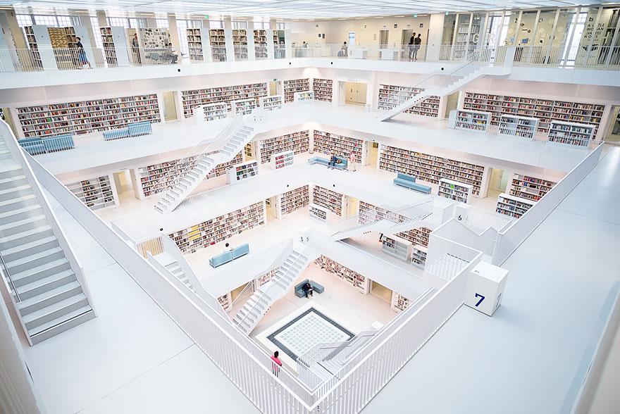 bibliotecas incriveis alemanha
