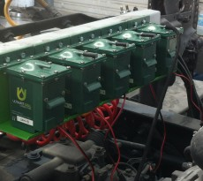 ultimate cell camião veículo pesado