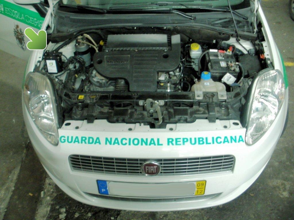 poupar combustível ultimate cell carro
