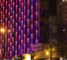wz hotel jardins fachada poluição ruido