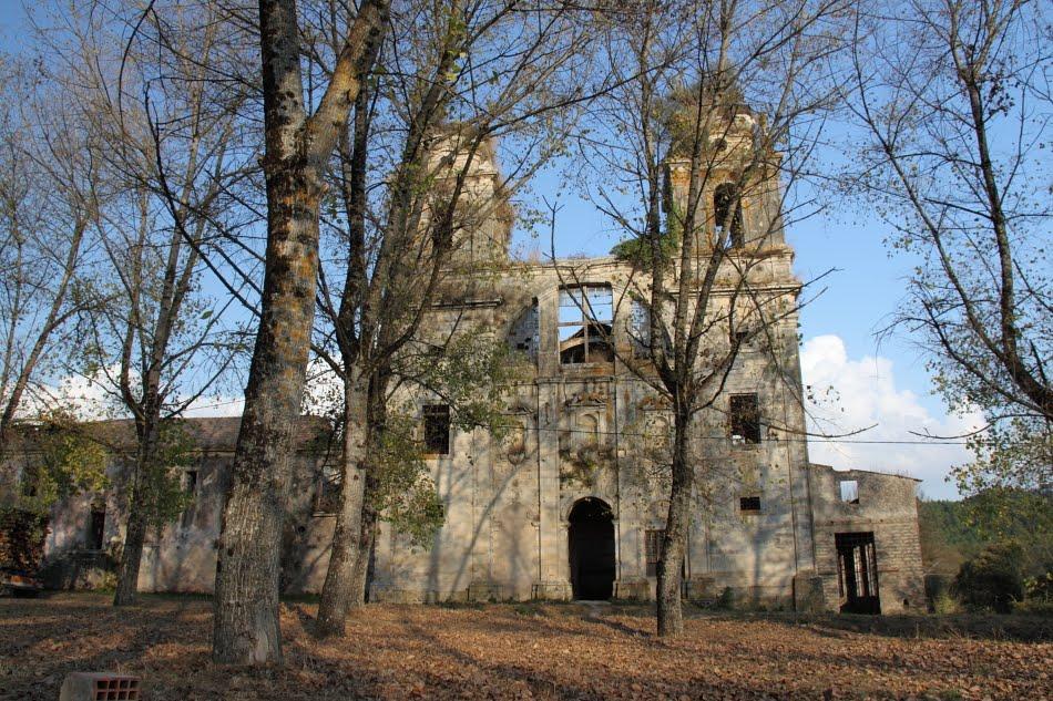 Convento de Seiça Figueira da Foz locais abandonados em portugal