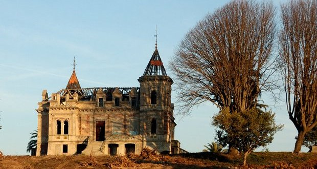 Quinta do Montado Marques Gomes Canidelo locais abandonados