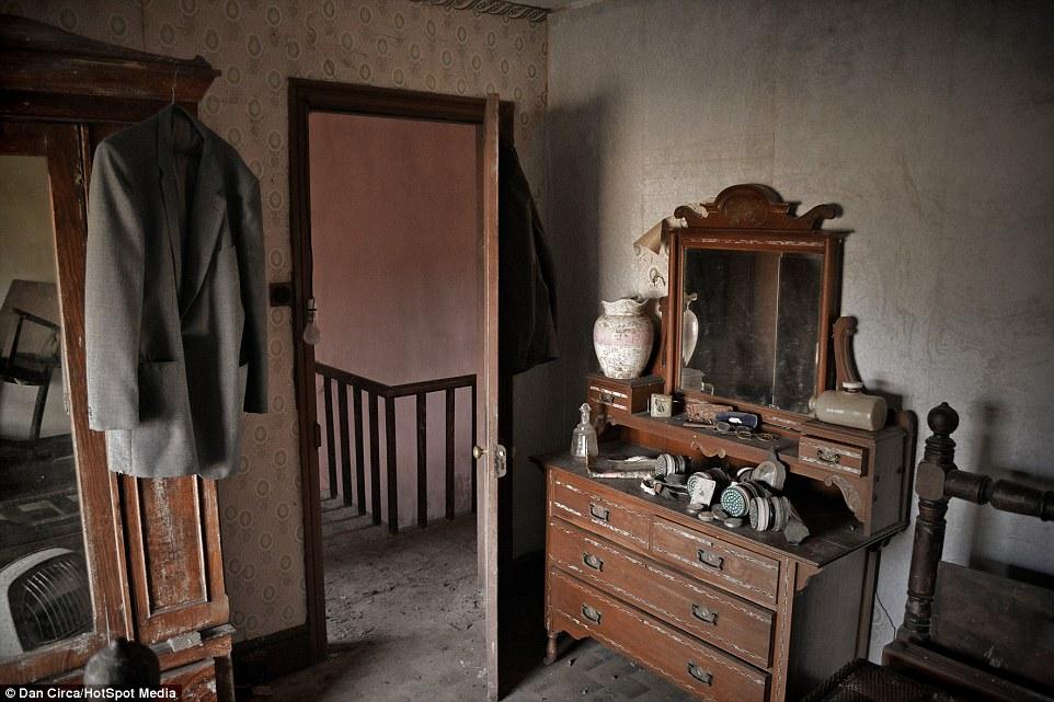 casa abandonada descoberta