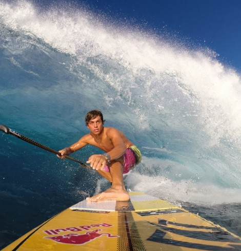 gopro surf kai Lenny