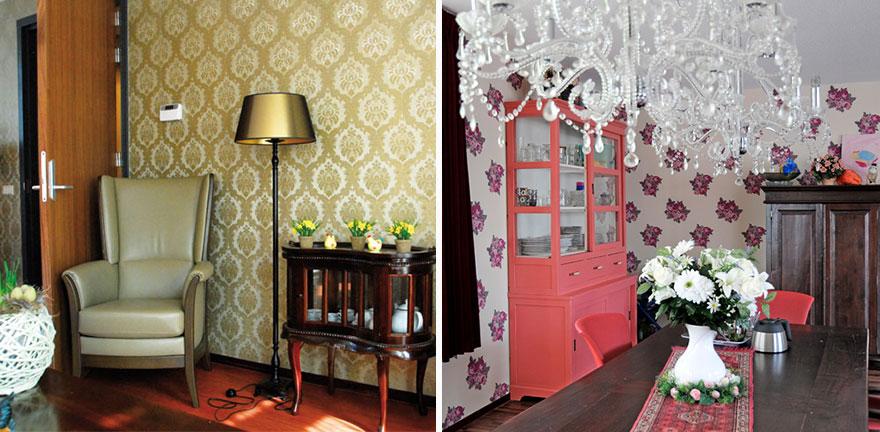 lar de idosos decoração diferente