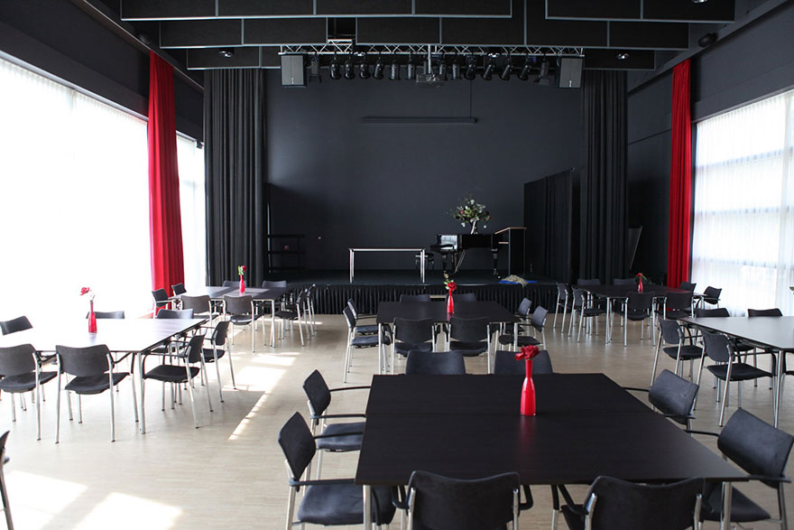 teatro concertos lar de idosos holanda