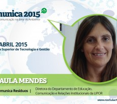 Comunica 2015_Paula Mendes_Marketing Ambiental Comunicação