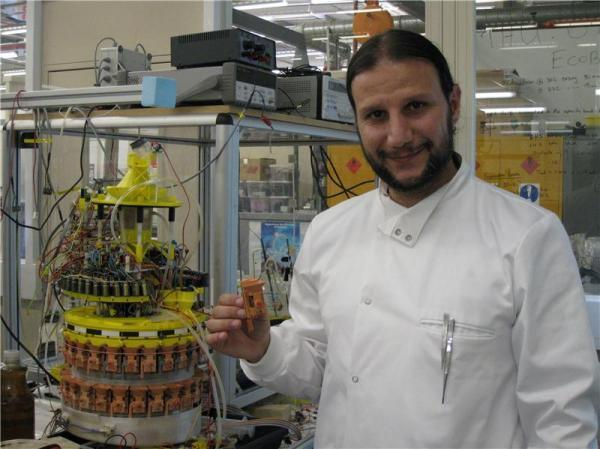 Ioannis Ieropoulos urina robotics bristol