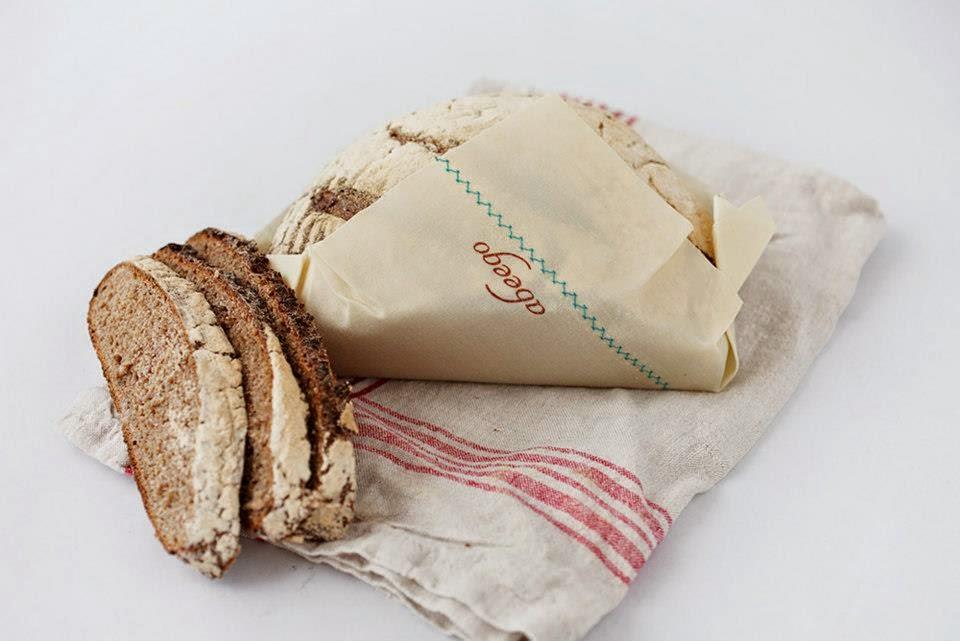 abeego conservar alimentos pão fresco