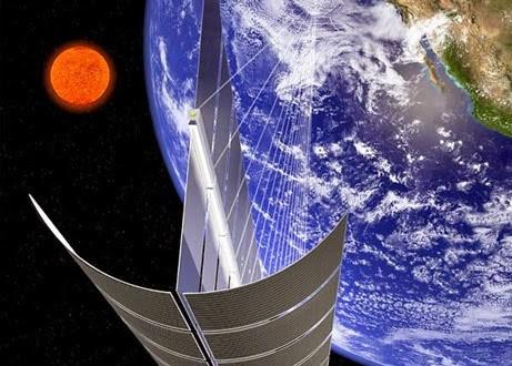 energia do sol JAXA Space Solar Power Systems