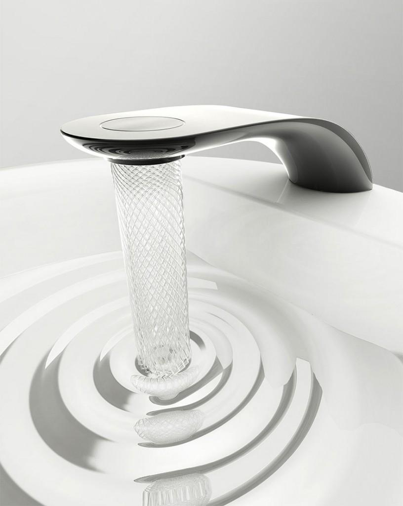 poupar água torneira