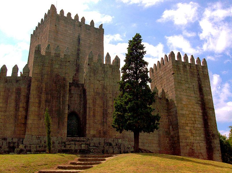 Castelo de Guimarães Marco Aldeia