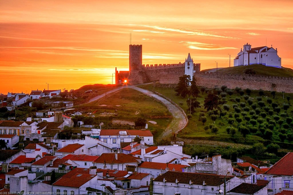 castelo arraiolos portugal