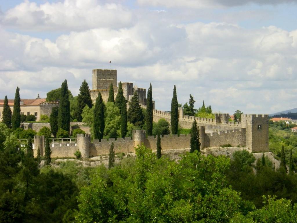 castelo de tomar convento de cristo