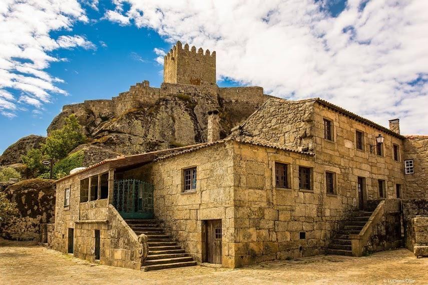 castelo sortelha santo estevao