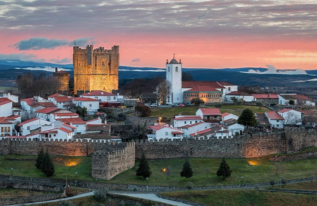 castelos bragança
