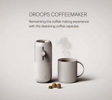 drops-coffe-maker máquina de café