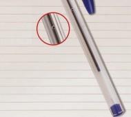 furinho das canetas bic
