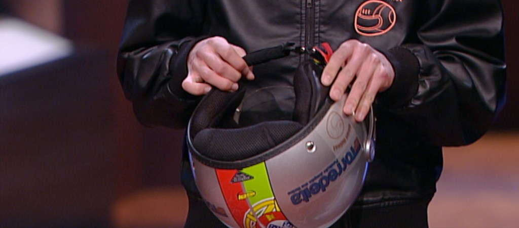 smart helmet capacete inteligente shark tank