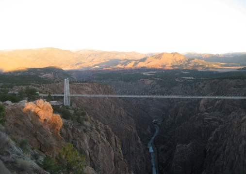 Royal Gorge Bridge colorado EUA