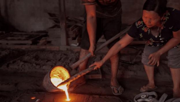 cambodja peixe de ferro