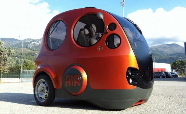 carro a ar comprimido airpod
