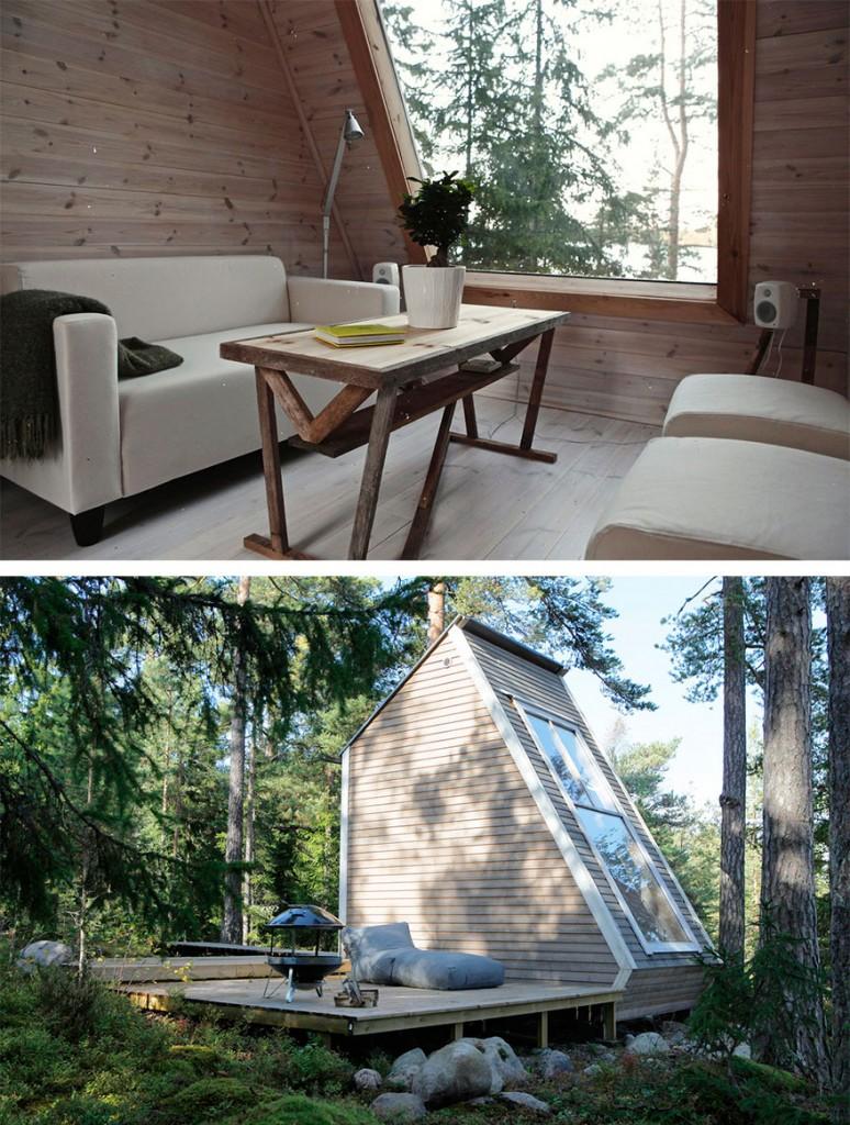casa pequena design