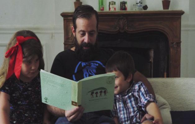 ler a crianças sustentável livro