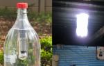 Inventor e empreendedor social sul-africano Michael Suttner quis transformar uma garrafa de plástico numa lâmpada, para iluminar África. A Lightie é uma lâmpada portátil, alimentada a luz solar, que encaixa em qualquer garrafa de plástico de refrigerante.