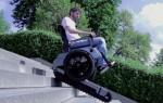 cadeira de rodas escadas