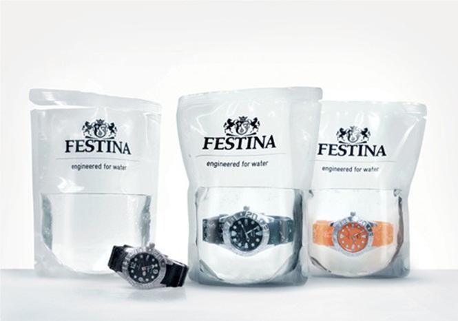embalagens criativas relógio a prova de água