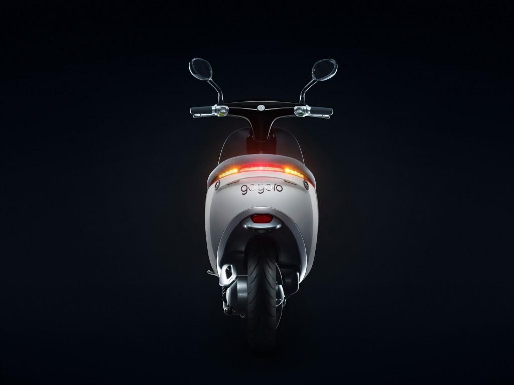 gogoro smartscooter mota elétrica