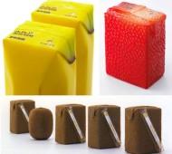 pacotes de sumo criativos