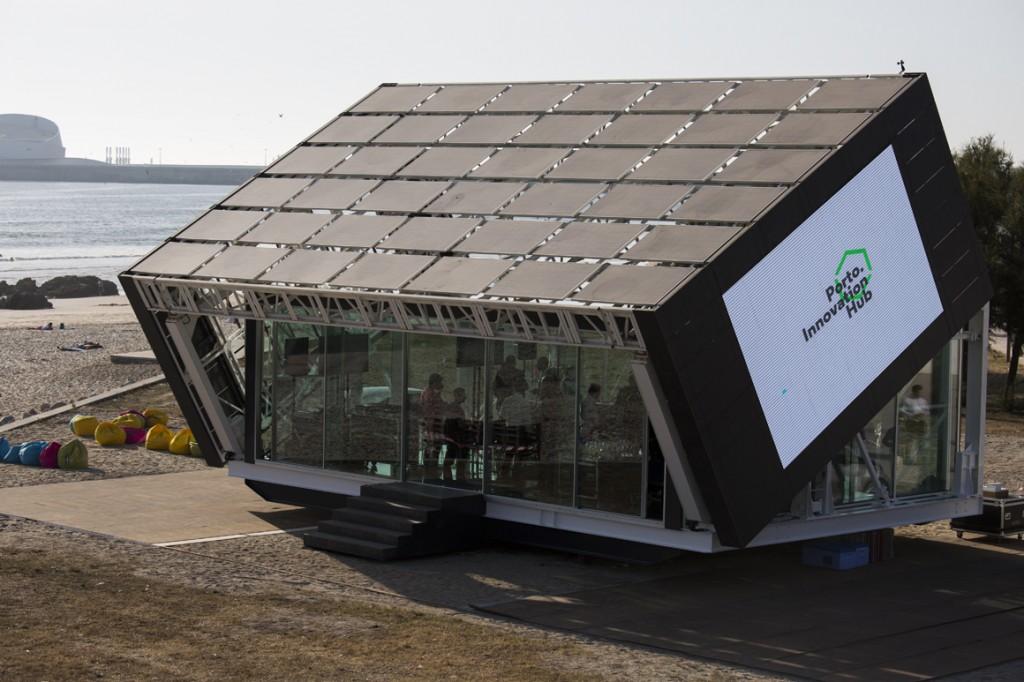porto innovation hub casa arquitetura