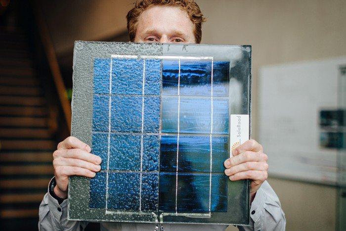 solaroad paineis solares