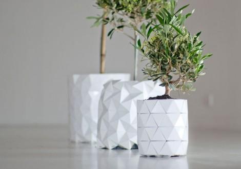 vaso para plantas ayaskan