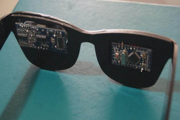 óculos para invisuais