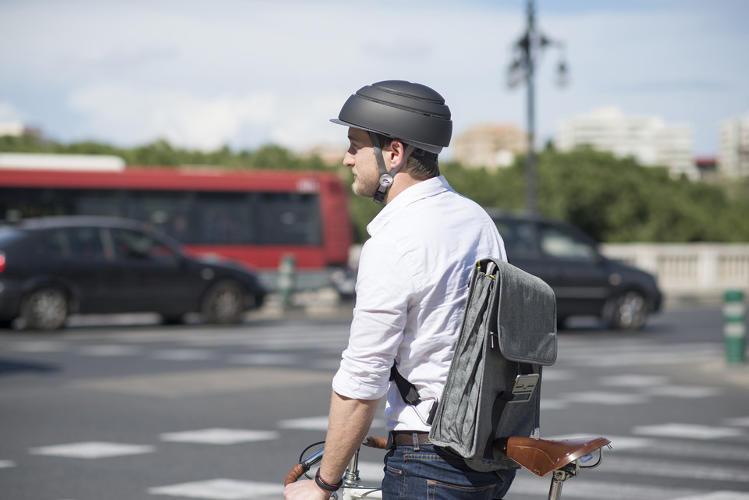 Capacete para ciclistas closca fuga