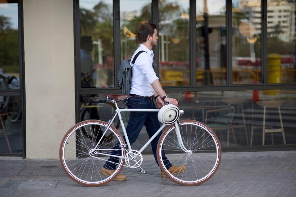 Capacete para ciclistas segurança design