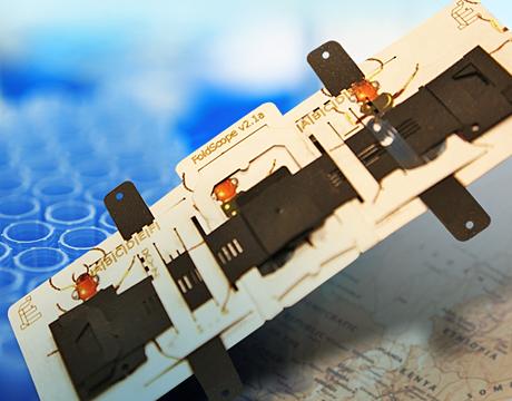 Folding Microscopes microscópio