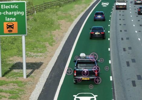 bateria estrada para carros elétricos