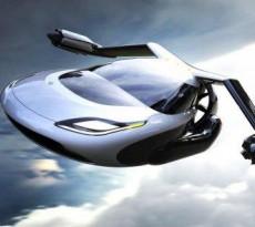 carro voador tf-x