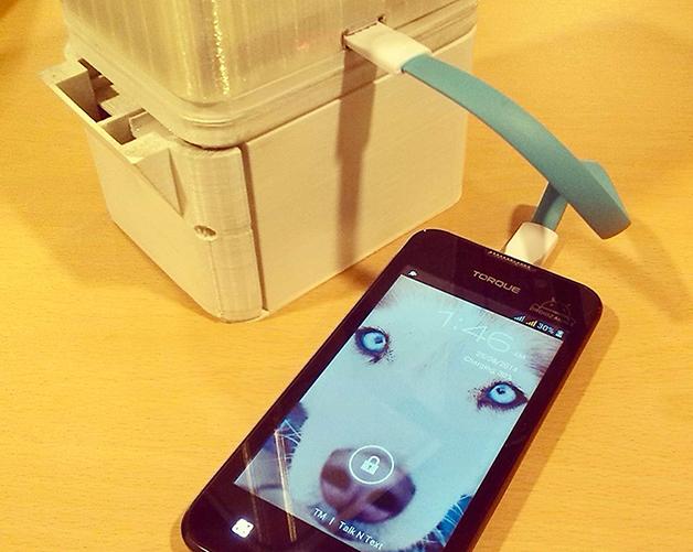 eletricidade água e sal telemóvel