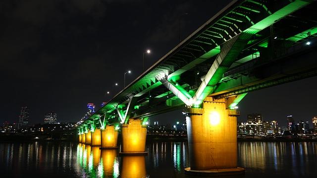 rio han seul reabilitação de rios despoluir os rios