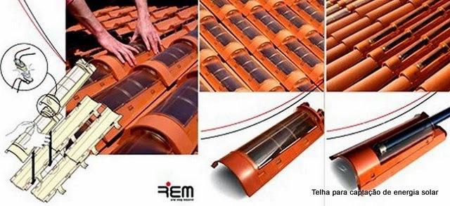 telhas fotovoltaicas energia limpa