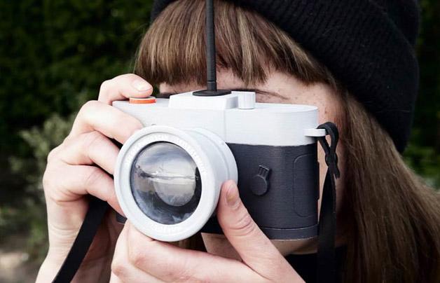 Camera Restricta camara fotografica