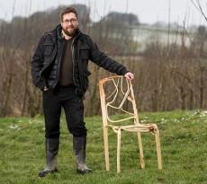 Full Grown cadeira mobília sustentável